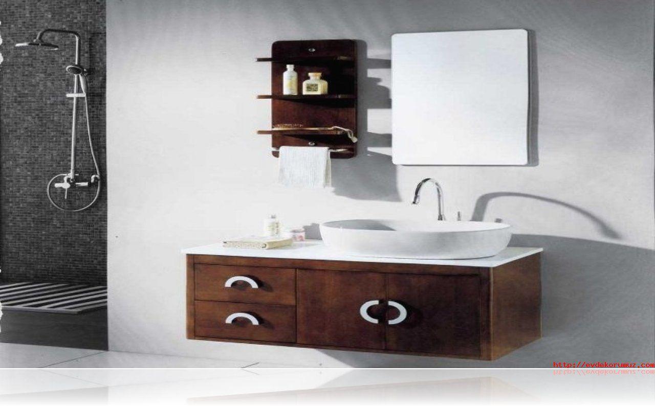 2019 Banyo Dolapları Bauhaus