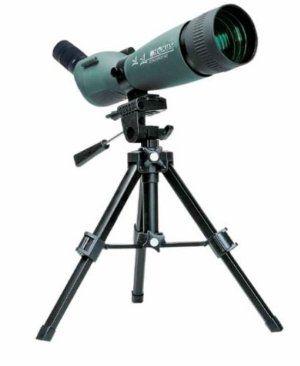 Konus 7120 20x 60x80mm Spotting Scope With Tripod And Case By Konus 229 49 157 2 Foot Field Of View 1 000 Yards 20x Spotting Scopes Scopes Hunting Scopes