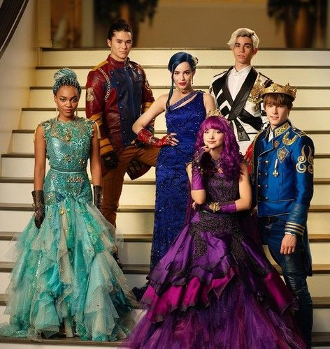 Descendants 2 wallpaper in The Descendants Club