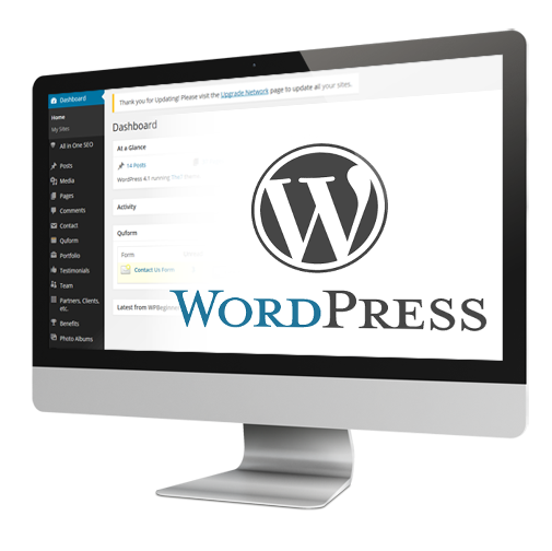 Wordpress Web Design Development Hobart Wordpress Web Design