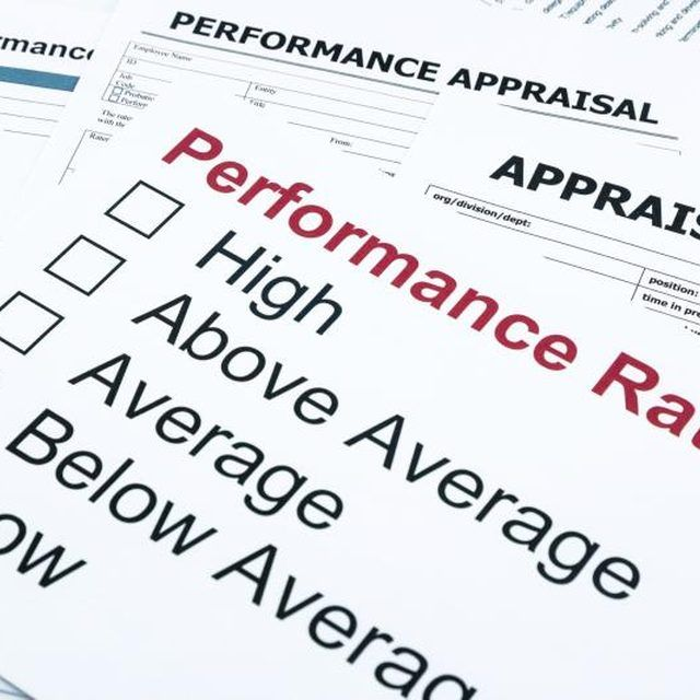 Sample Phrases For Performance Reviews  Happy Employees