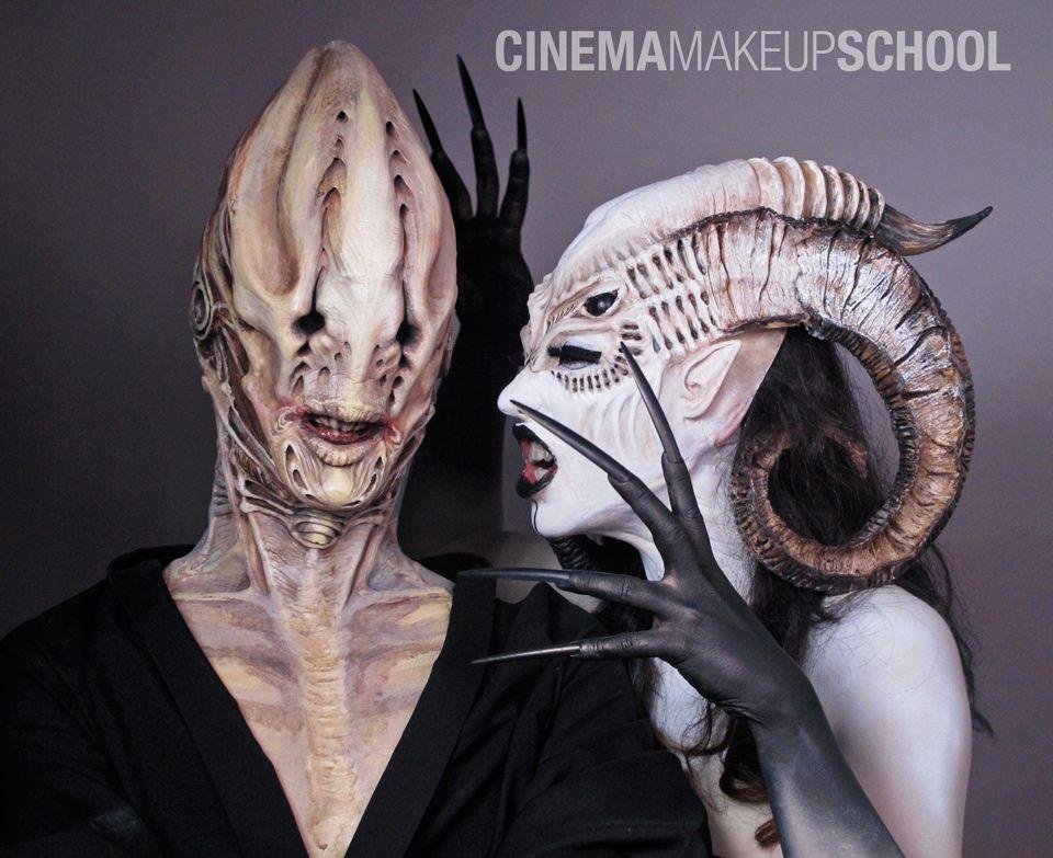 Monster attraction by CinemaMakeupSchool on DeviantArt