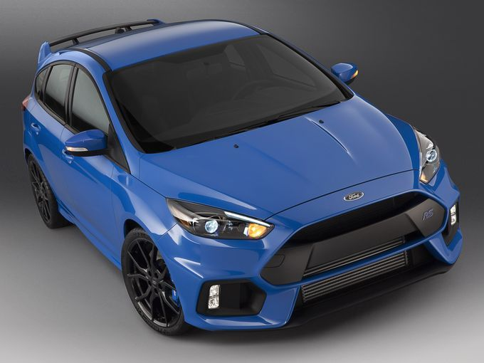Ford To Show Hot Focus Rs With Drift Mode With Images Ford