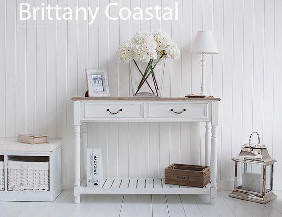 brittany coastal hall furniture ideas in decorating your hallway - Decorating Ideas Hallways
