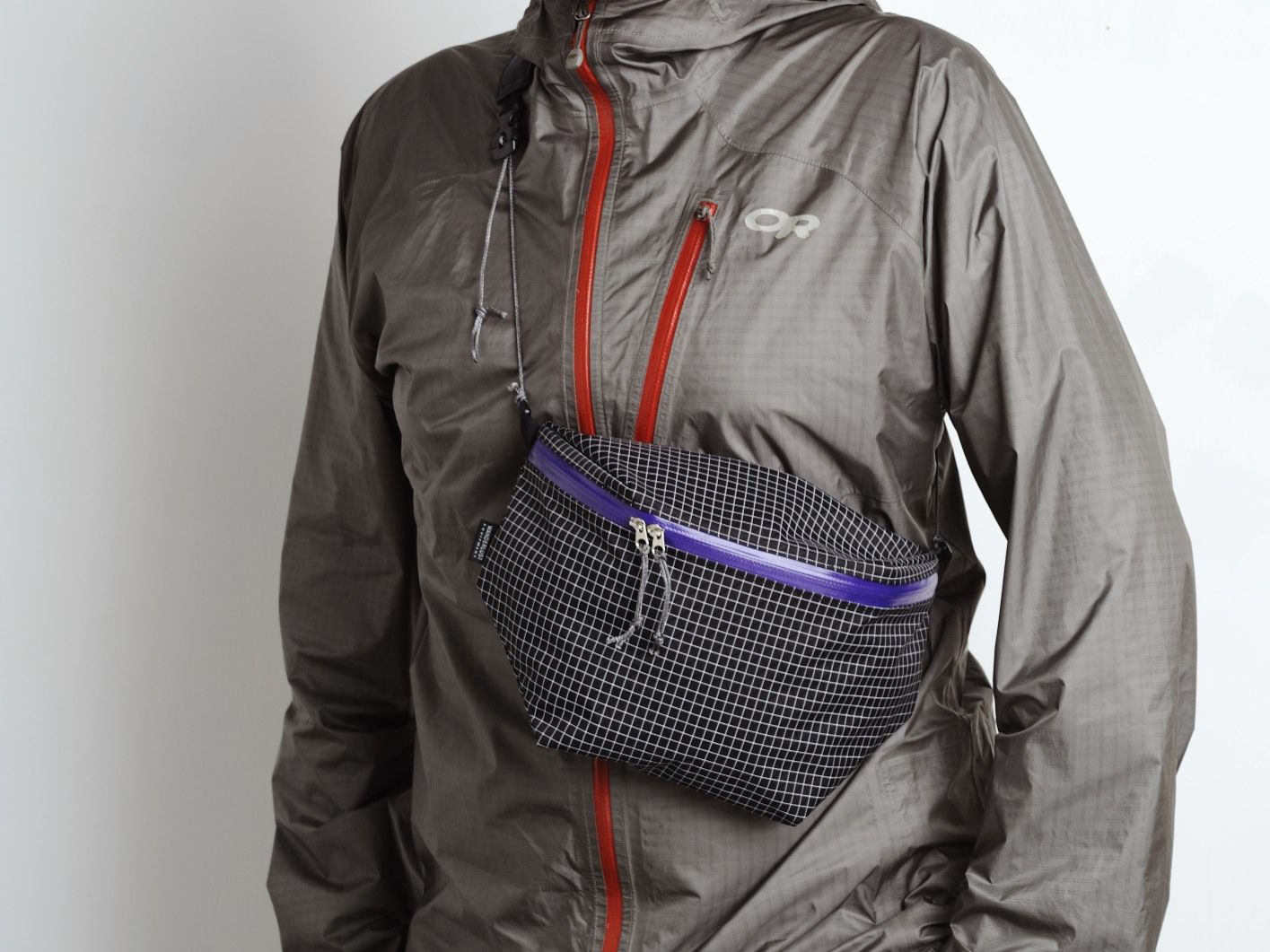 Khampa La Pack カンパ ラ パック ショルダーバッグ ウルトラライトバックパッキング バッグ