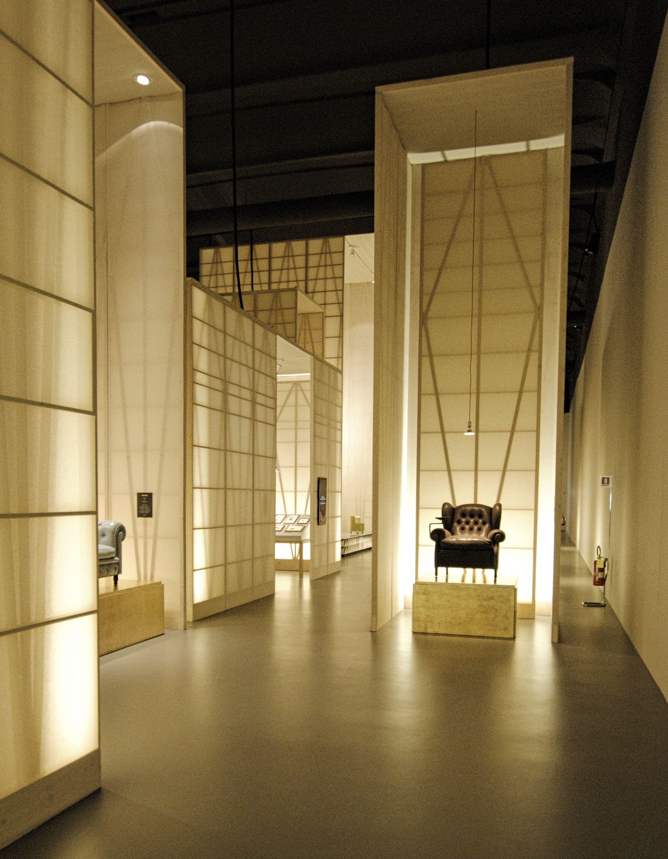 Museo Poltrona Frau.Poltrona Frau Museum Il Poltrona Frau Museum E Lo Spazio
