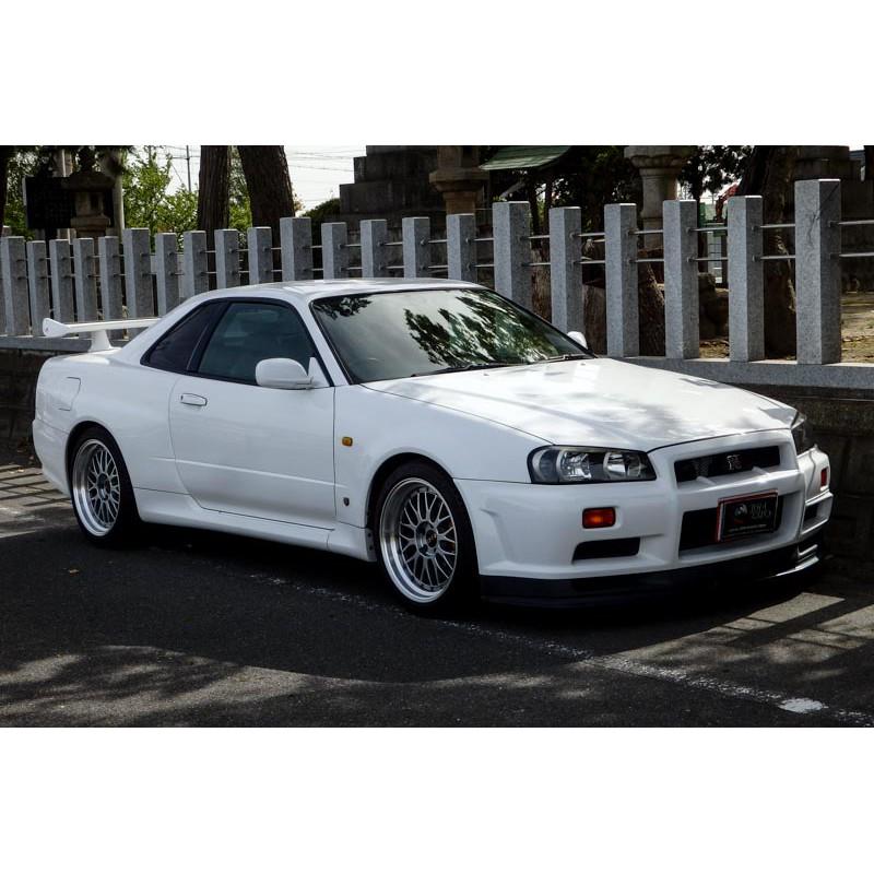 Nissan Skyline GT-R R34 for sale at JDM EXPO Import JDM cars  -  #Cars #EXPO #gtr #import #JDM #Nissan #R34 #Sale #Skyline