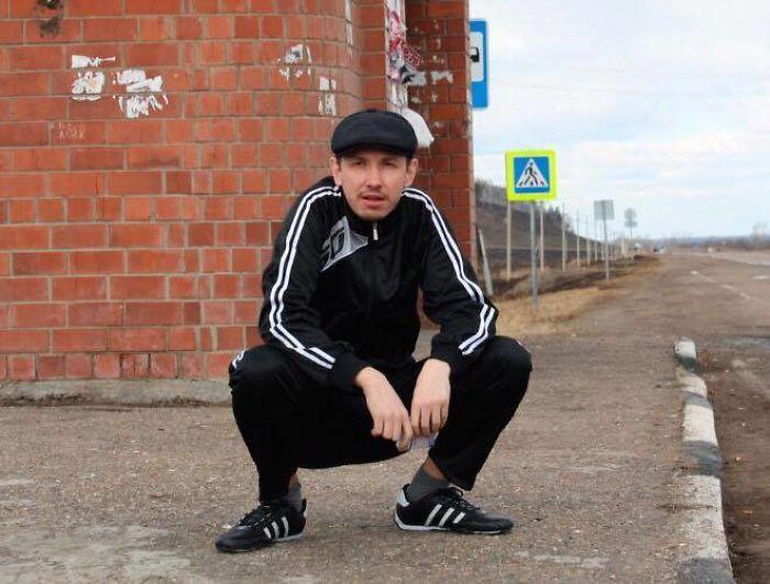 adidas tracksuit russian