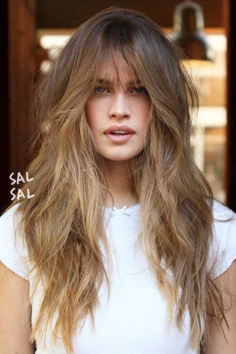 18 Versatile Long Shag Haircut Ideas That Suit All Women 20 Quick And Easy Hairstyles For Long Hair 202 Long Shag Haircut Long Hair With Bangs Long Hair Styles