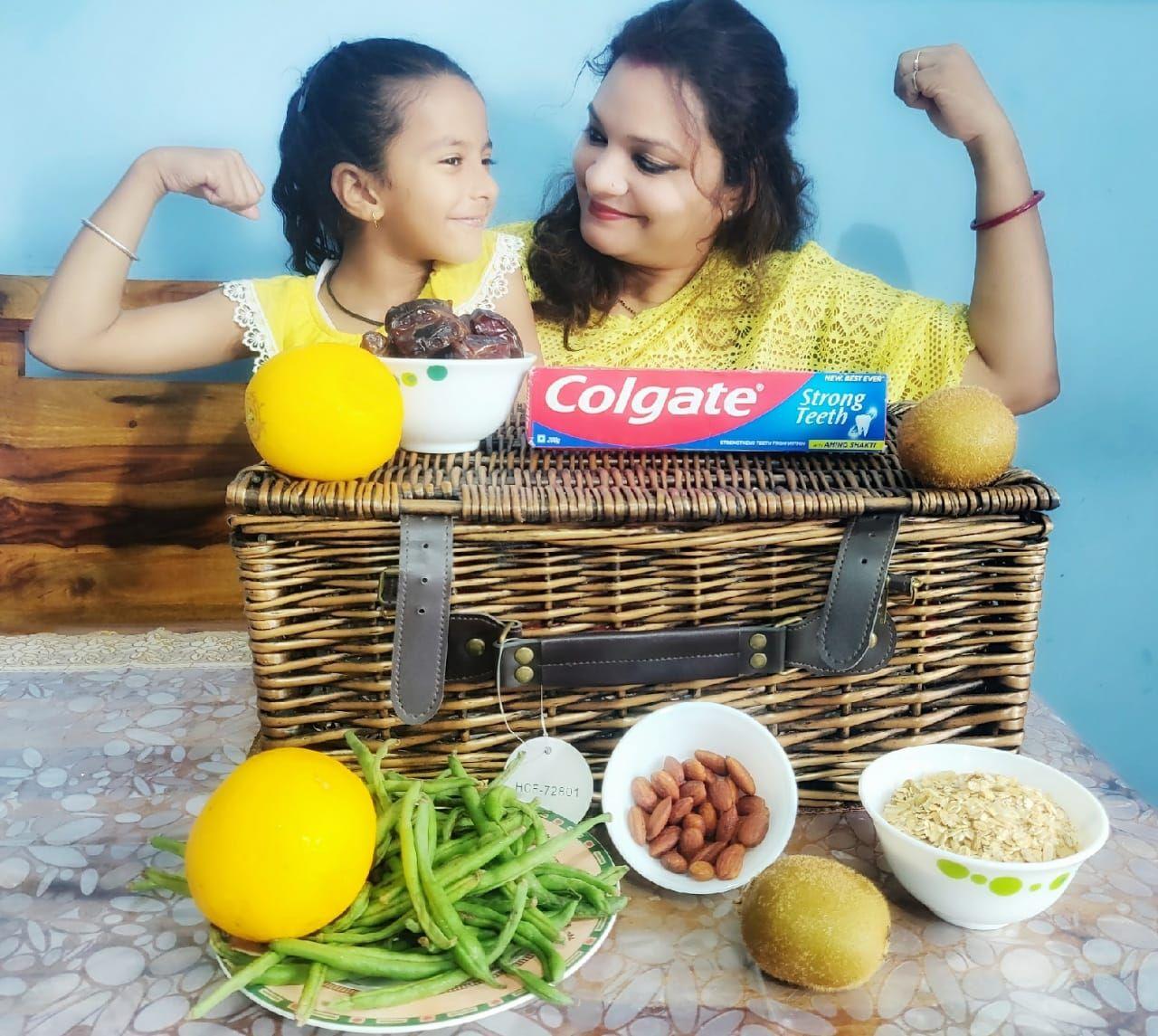 Colgate unser vertrauenswürdigster Partner fürs Leben   – Health, Wellness, Fitness