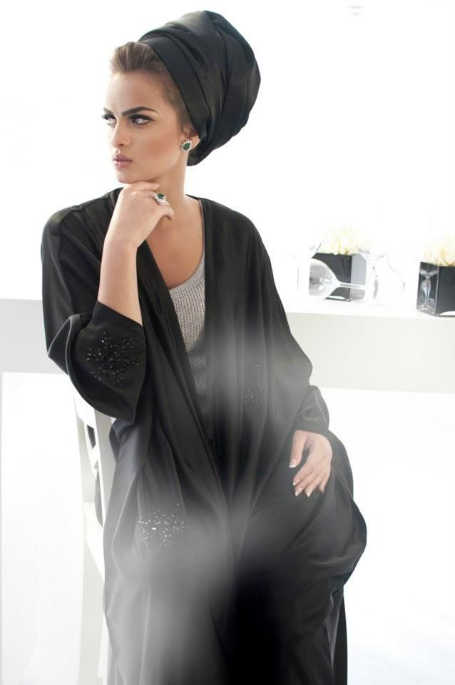 Arab Fashion Hijab.FWH
