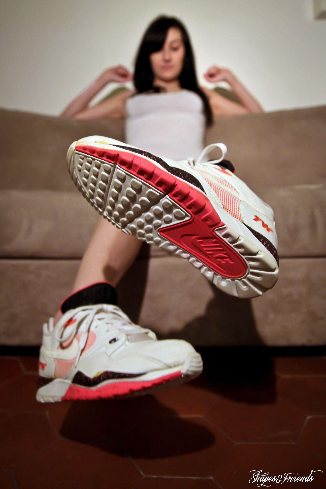 Nike Women Air Trainer TW Lite Shapes