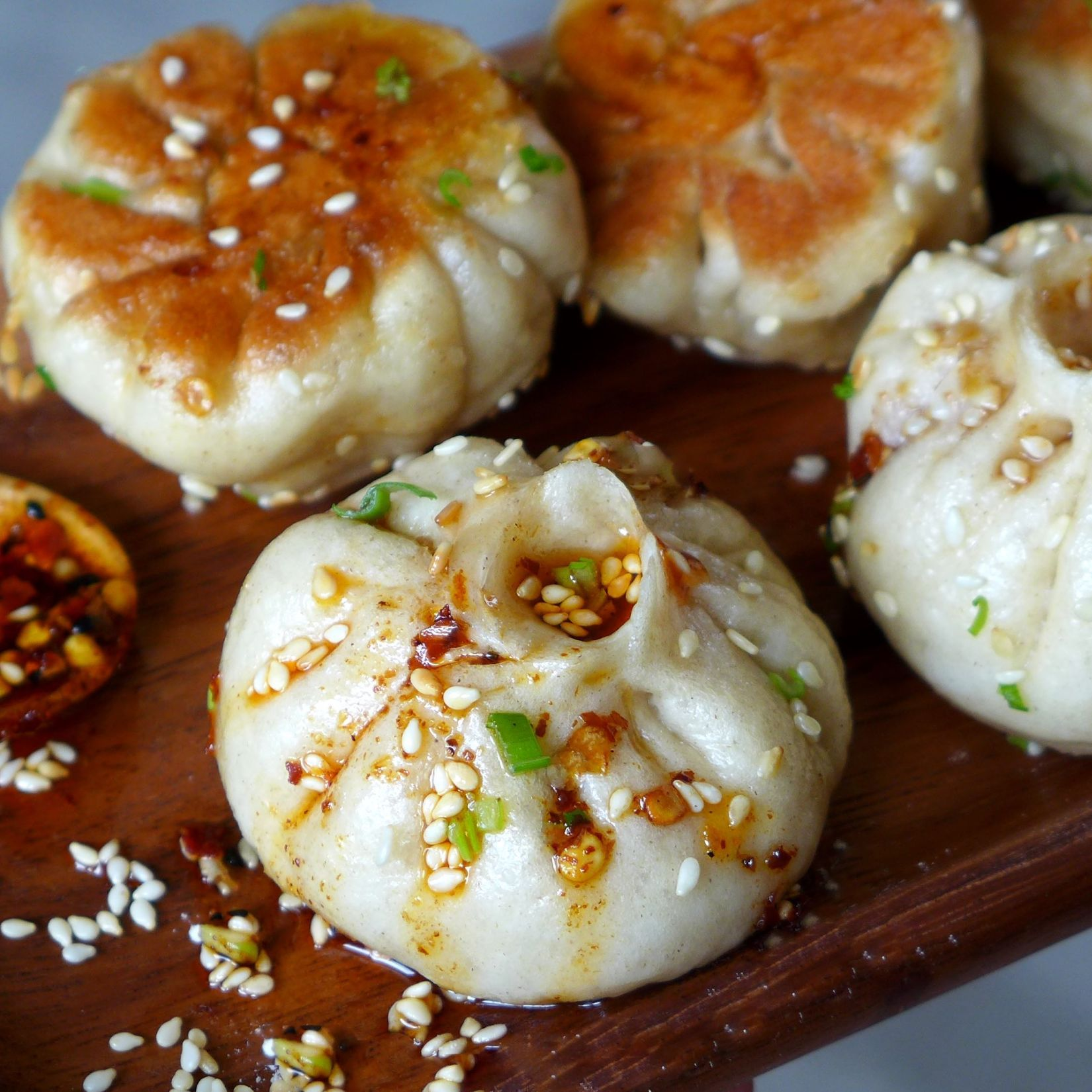 Authentic chinese recipes pork buns food recipes
