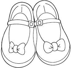 Resultado De Imagen Para Zapatos Para Colorear E Imprimir Coloring Pages For Girls Drawing For Kids Coloring Pages