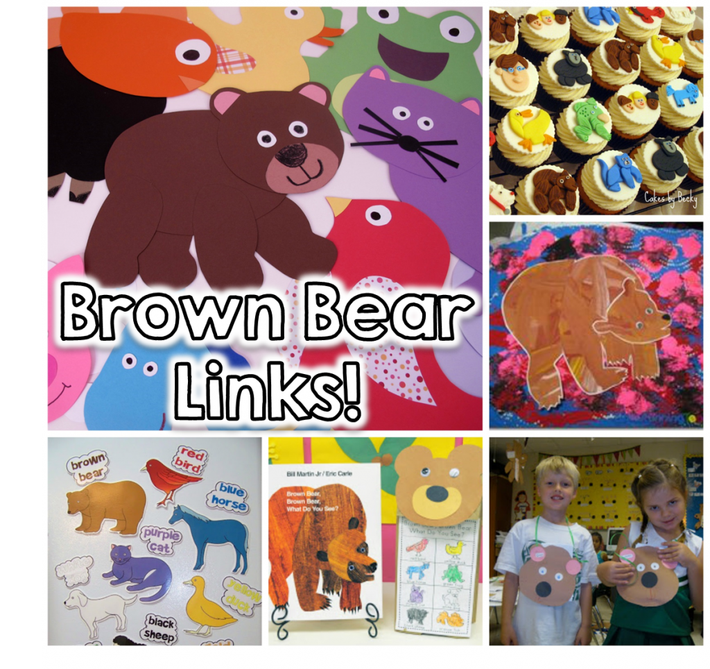 Come Check Out Tons Of Fun Brown Bear Brown Bear
