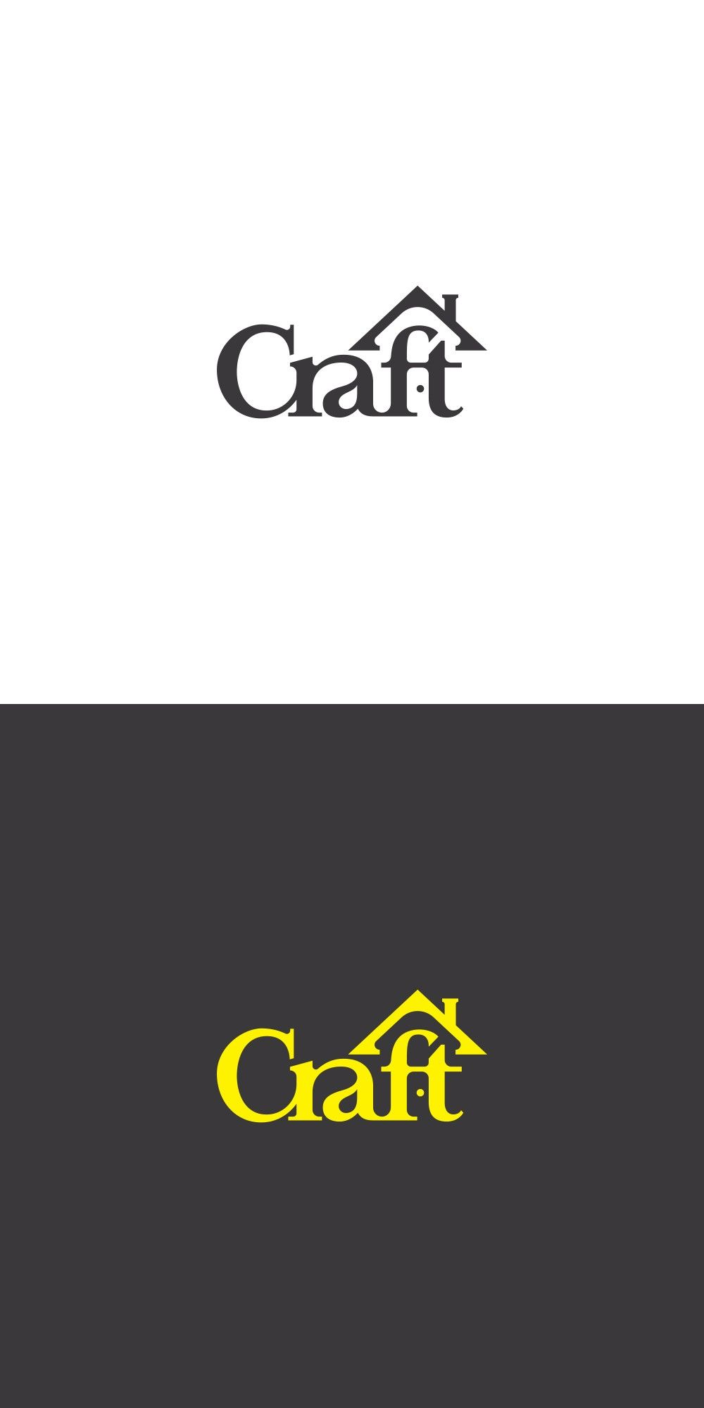 Logo Design For Craft A Housing Company 99designs Realestate