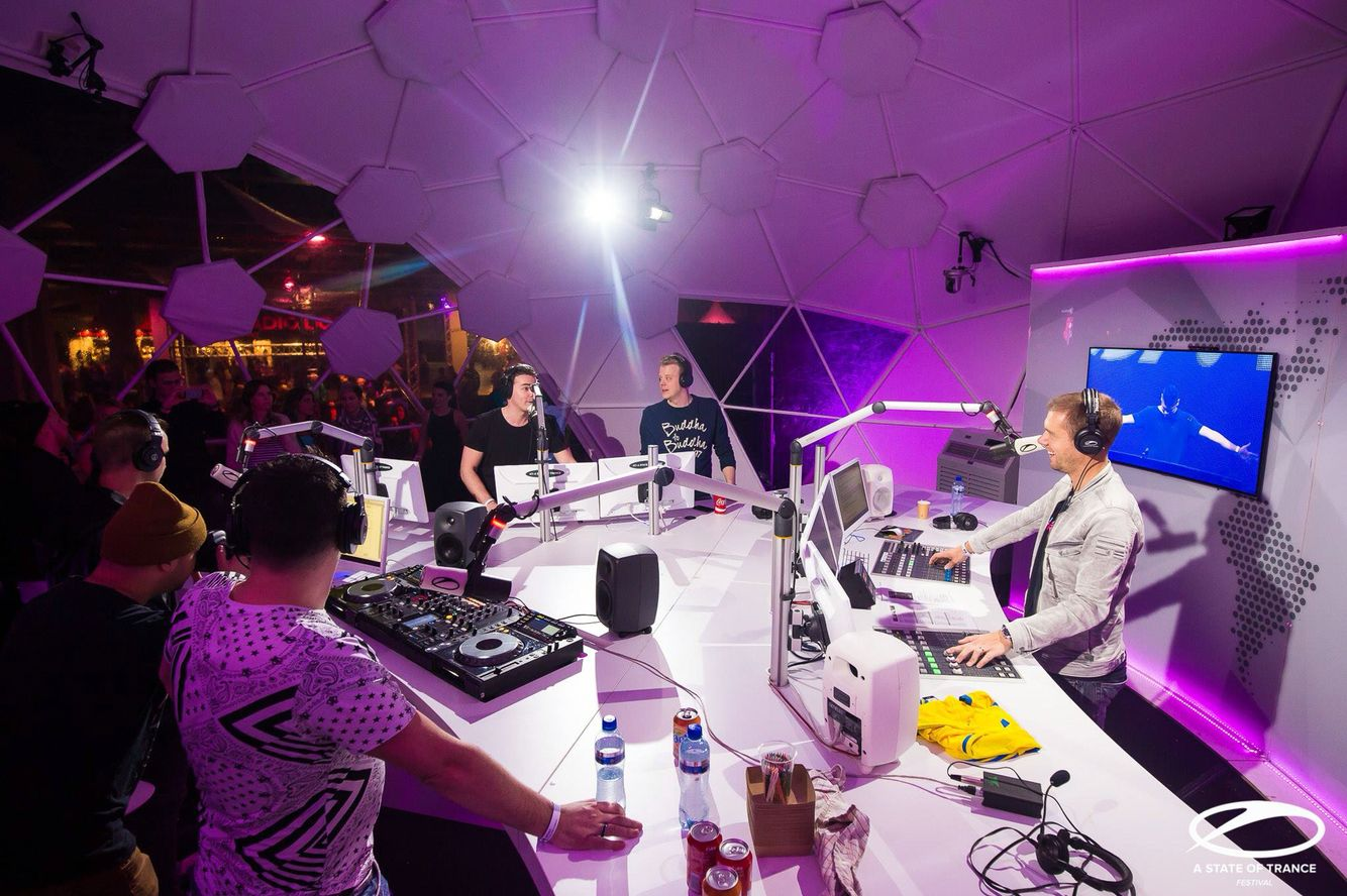 A State of Trance Radio Dome