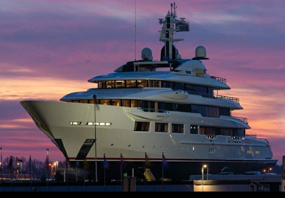 Arthur Blank Net Worth 5 Billion Inside The Crazy 180m Dreamboat Yacht Yacht Super Yachts Luxury Yachts