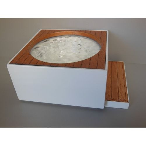 Coffee Shop Furniture Hot Tub: Modern Dollhouse Furniture
