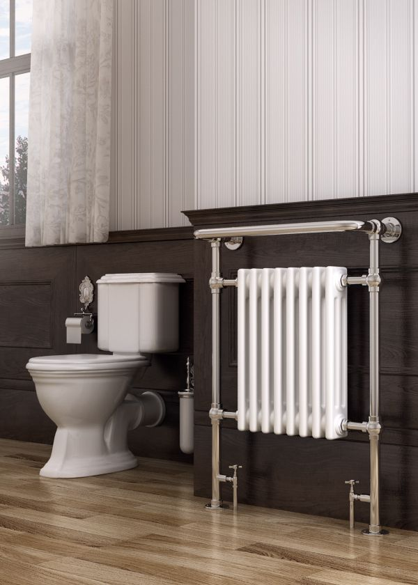Traditional Towel Rail For Any Bathroom Ensuite Or Shower Room