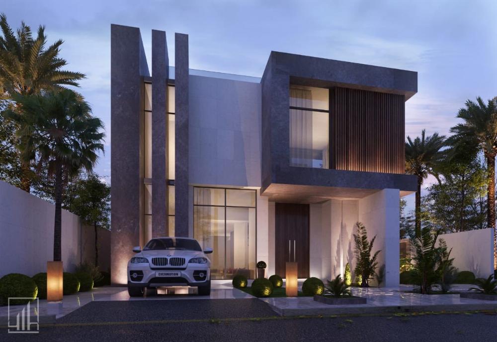 Yih Architects Consultants On Twitter Modern Villa Design Architect Elevation Design
