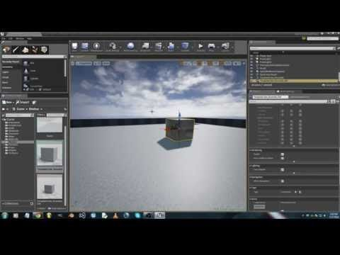Unreal Engine 4 - How to make projectiles destroy destructible