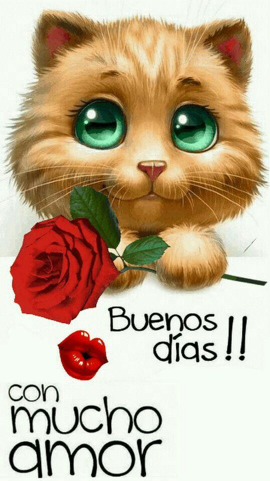 D09042018 Buenos Dias Mama Pinterest Hasta Manana Frases Y Amor