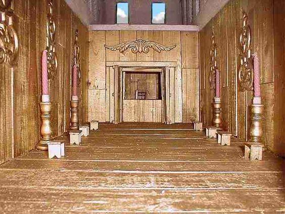 Réplica del Templo del Rey Salomón, mostrando lo que el Santo Lugar puede haber parecido. Durante el reinado de R… | Solomons temple, Ancient israel, Israel history