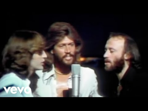 Bee Gees Too Much Heaven Official Video Youtube In 2020 Bee Gees Youtube Videos Music Music Memories