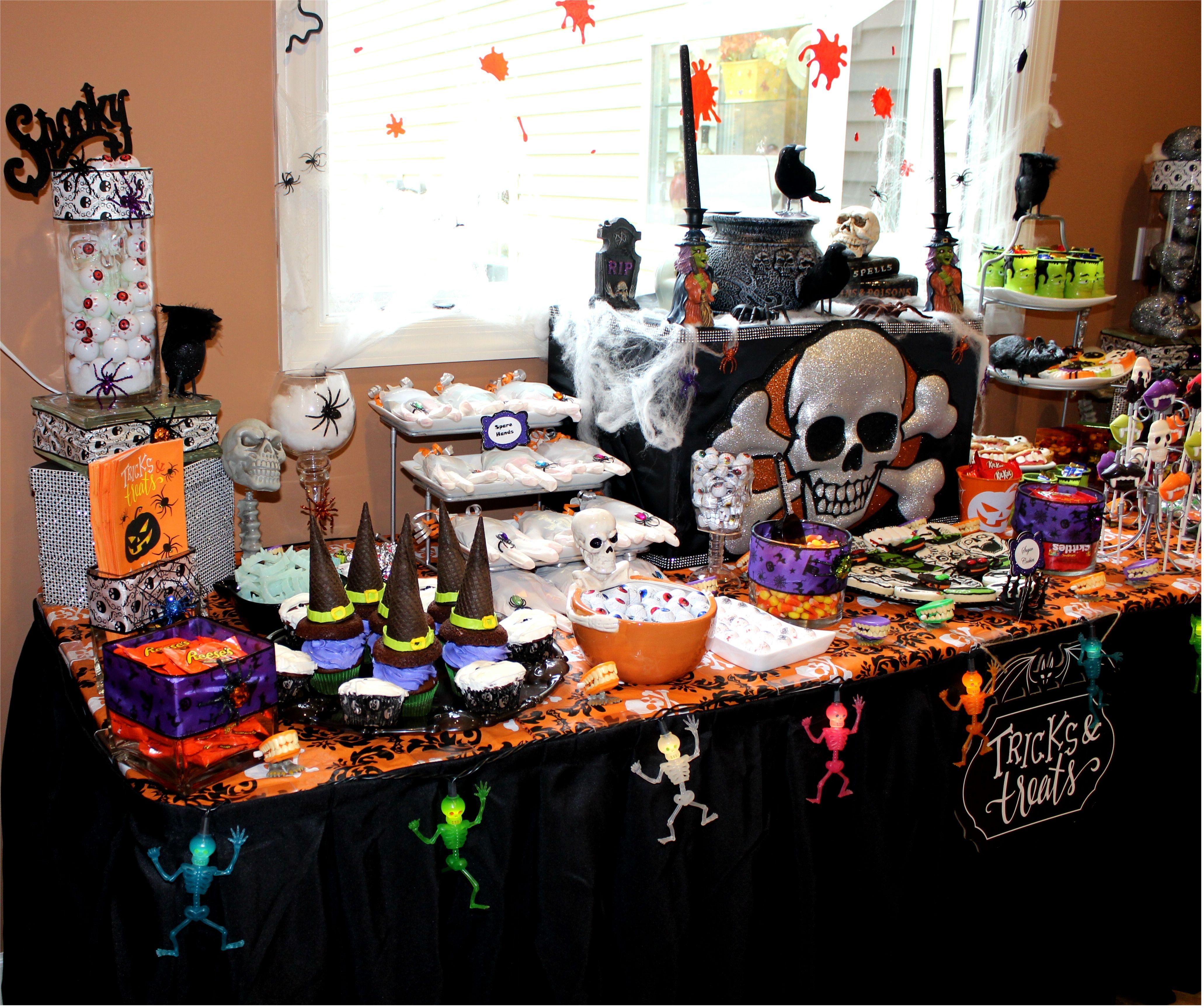 Halloween Candy Table Ideas.Pin On Halloween Candy Table Treats
