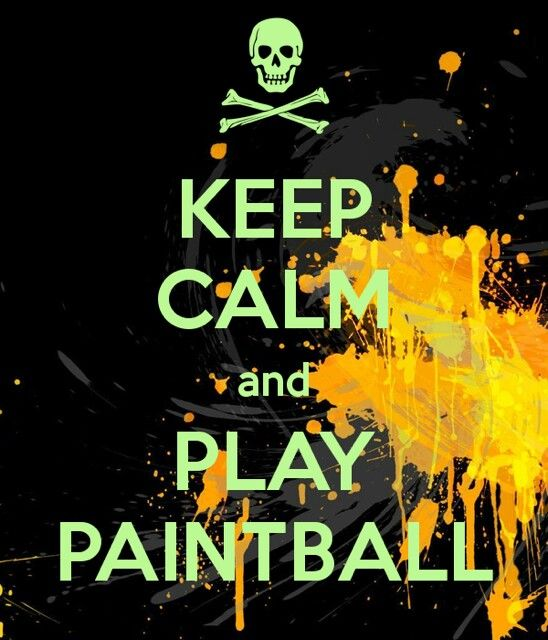Keep Calm Paintball Bilder Lustige Bilder