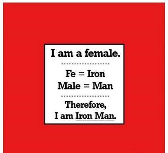 I AM IronMan!  LOL  http://deannawharwood.com | #VetsInBiz | http://blogtalkradio.com/deannawharwood | #DeannaWharwoodandAssociates |