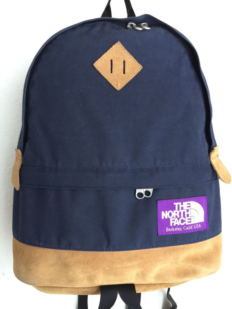 THE NORTH FACE PURPLE LABEL is a collaboration with The North Face in Japan  and Nanamica. Color  Navy.  d3e30fa0faeca