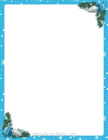 Word Background Christmas Stationery Microsoft