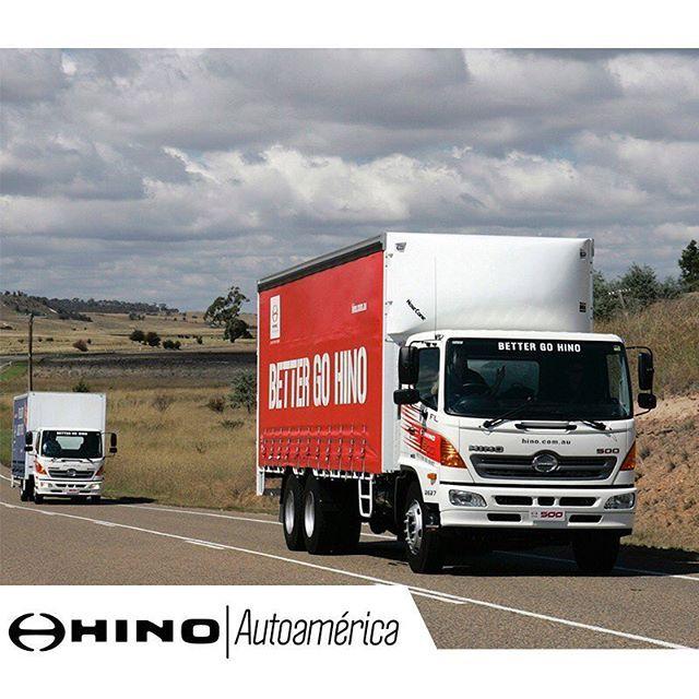 La línea de camiones de la serie 500 del grupo #Toyota #Hino cuenta con la versatilidad que tu negocio necesita, además de garantía de 2 años ó 250.000 km*. Explora las referencias disponibles en http://goo.gl/hz17wK *La condición que primero se cumpla.  #ToyotaesToyota #Autoamérica #100%Toyota #Toyotero #Toyotalover #OffRoad #TeamToyota #ToyotaNation #Toyoteros #4x4 #Toyota