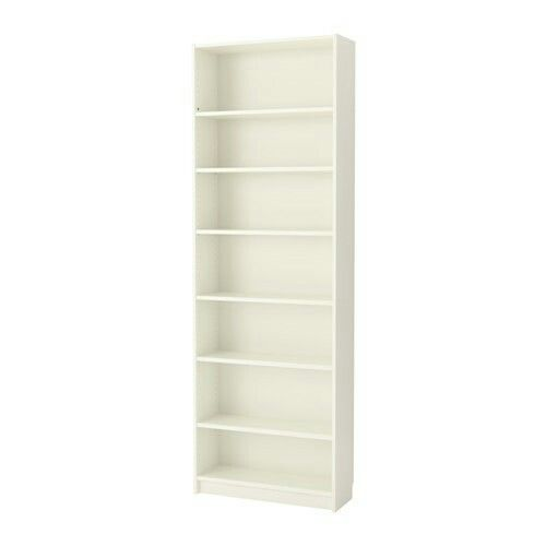 Billy Bookcase 8ft Tall For 90 White Bookcase Billy Bookcase Ikea Billy