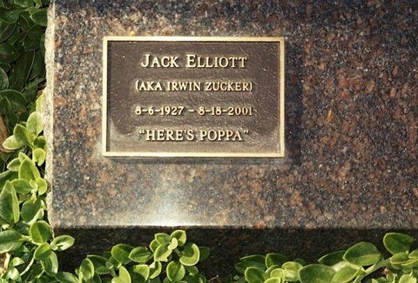 Beneath Los Angeles Jack Elliott Jack Elliott Elliott Jack