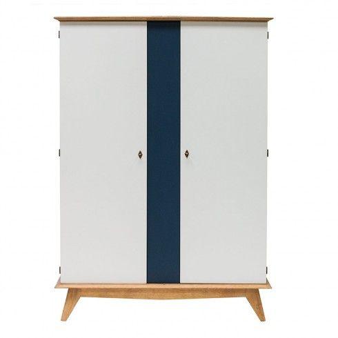 armoire penderie vintage elena rienacirer vintage annees50