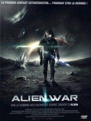 Concours - ALIEN WAR - Sortie DVD le 21 janvier 2014 : des DVD à gagner