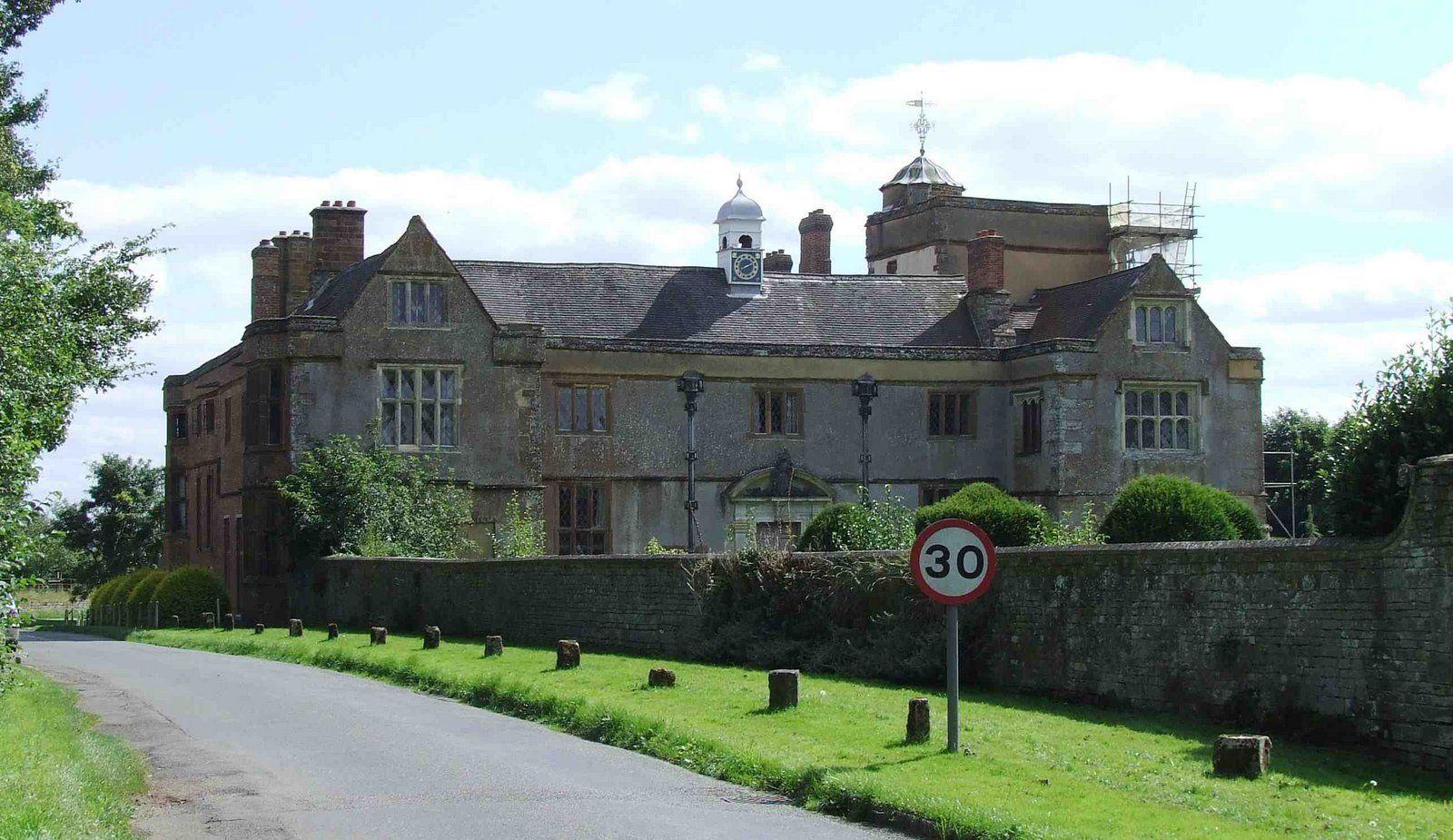 english tudor country house - Google Search