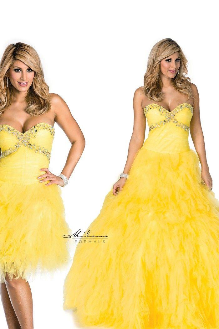 Milano Formals Quince Dresses