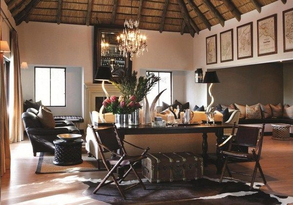Room South African Theme Decorate