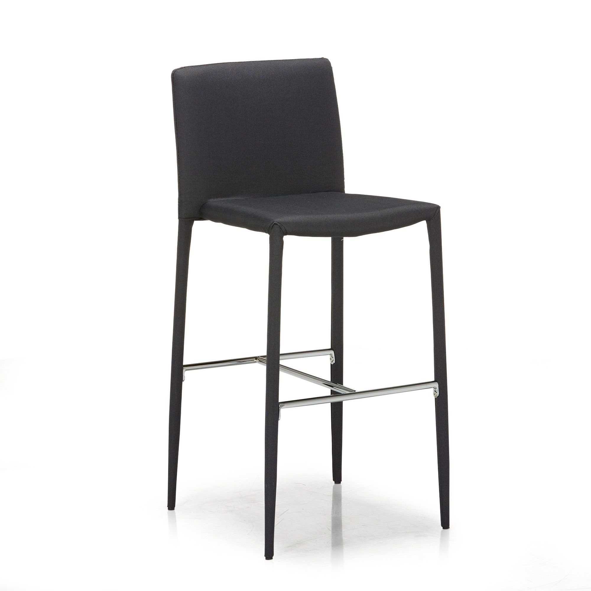 Chaise de bar grise Gris - Slash - Tabourets hauts - Tables et ...