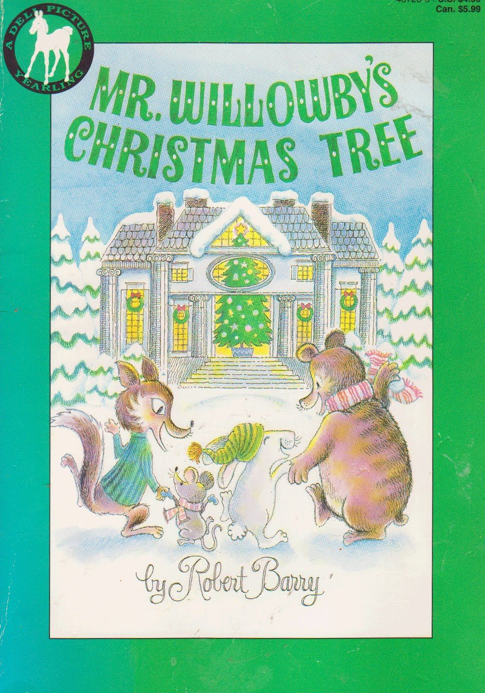 christmas books mr willowby\'s christmas tree - Google Search ...