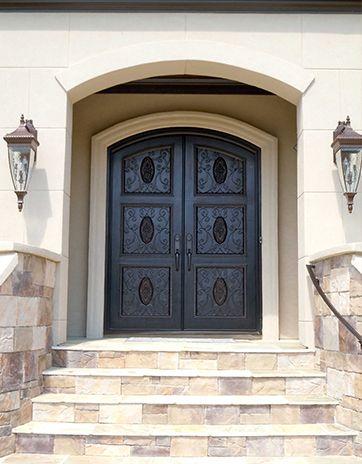 Clark Hall Doors Entry Doors Wrought Iron Doors Charlotte Nc