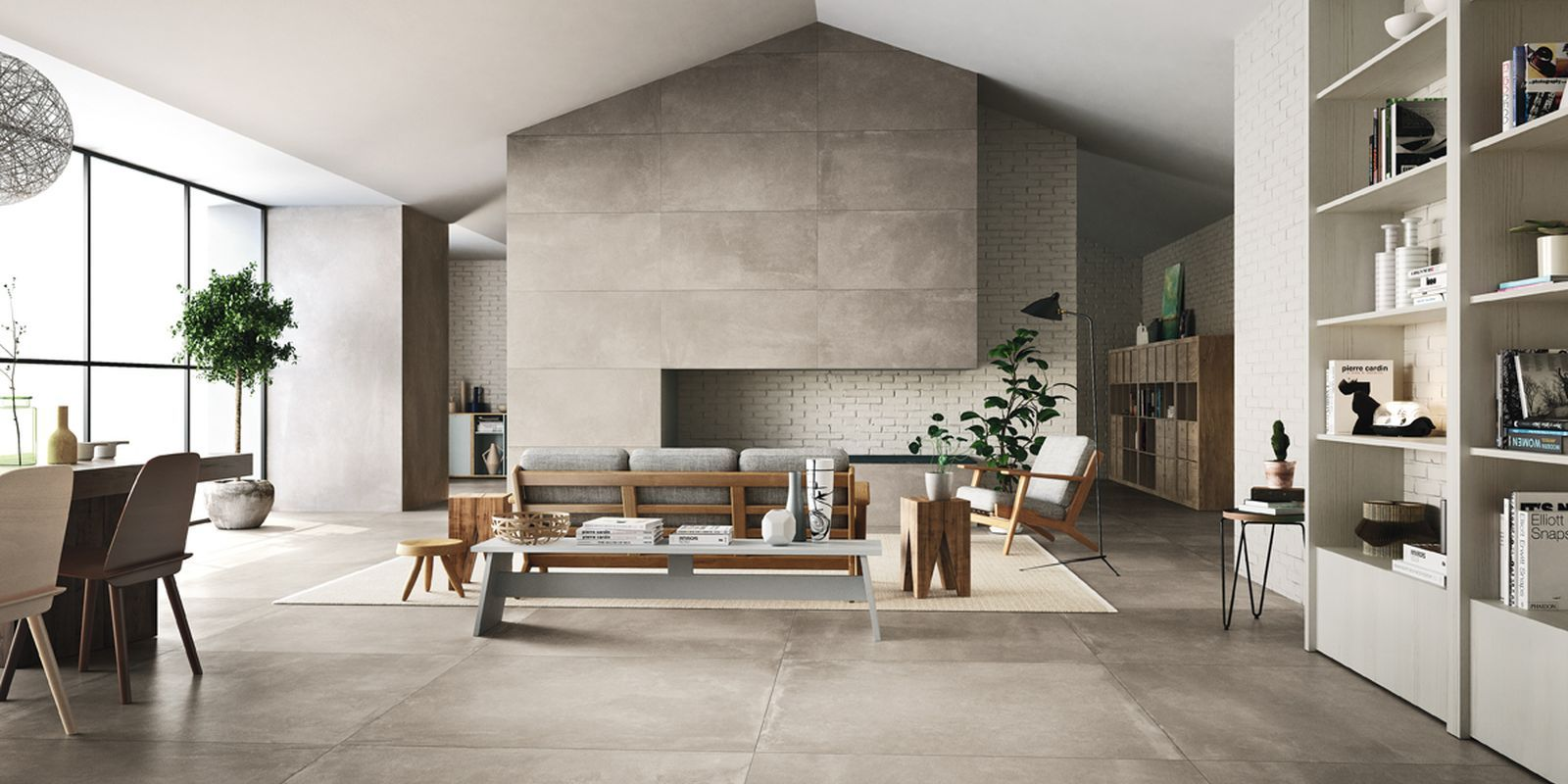 10 Most Popular Porcelain Tile For Living Room