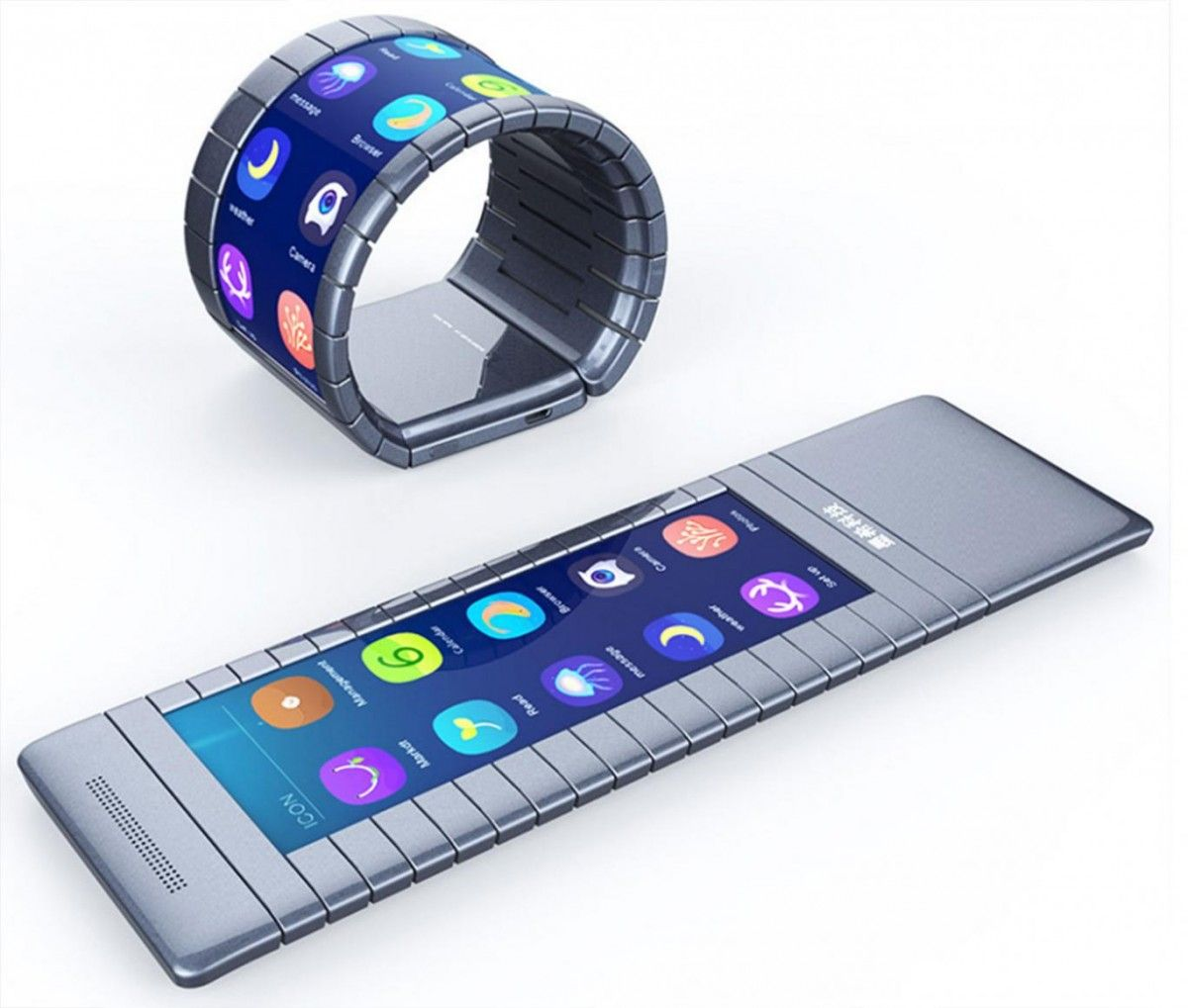 samsung has a new bendy phone problem group technology design