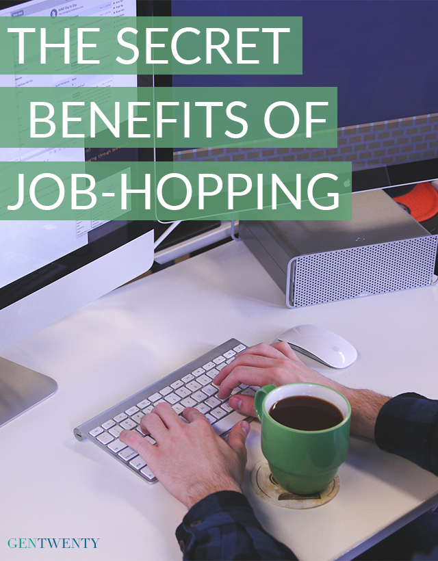 job hopping resume%0A Could Job Hopping Benefit Your Career  In the past  job hopping has been  regarded as a negative thing  signifying that the individual has trouble h u