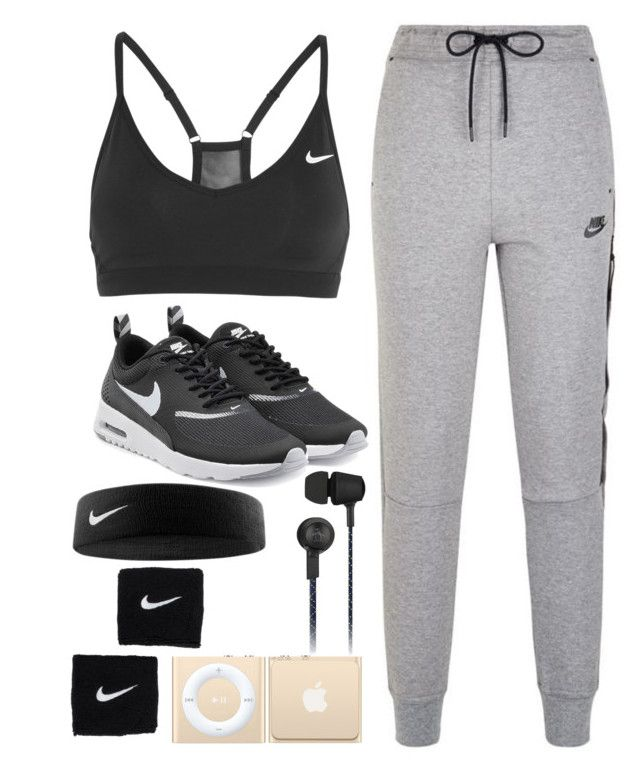 """Без названия #14"" by evdoktat ❤ liked on Polyvore featuring NIKE and Original Penguin"