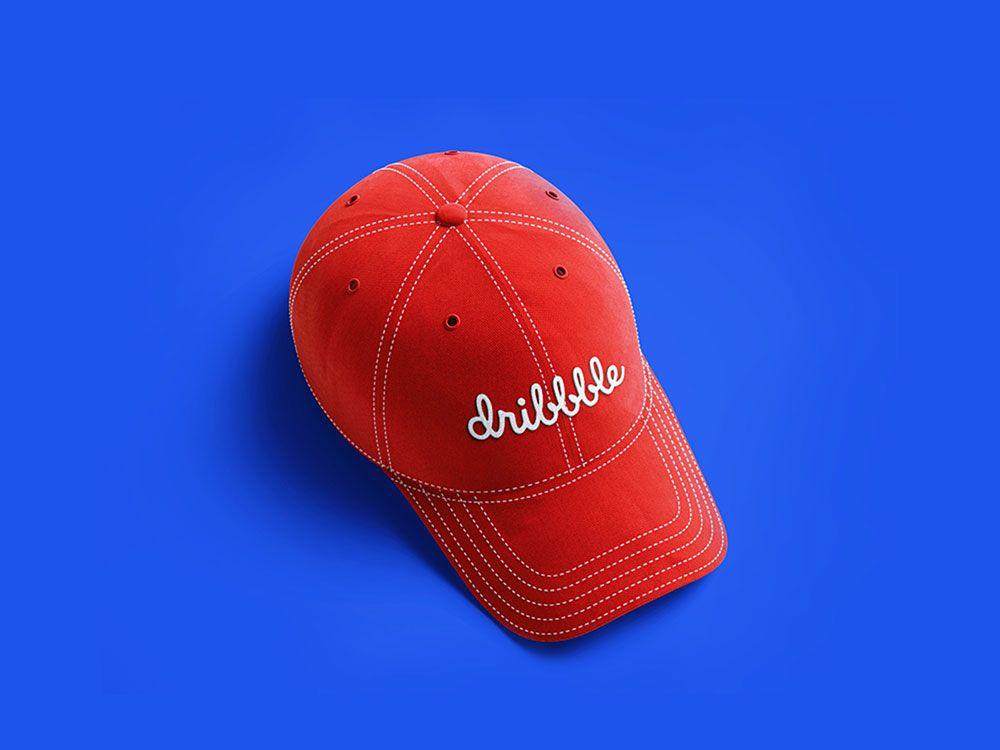 Download Free Baseball Cap Mockup Baseball Cap Baseball Cap Designs